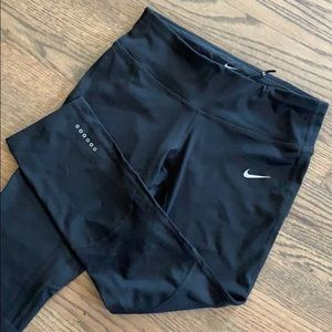 Nike running Capri tights